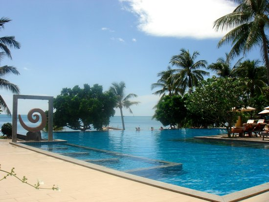 New Star Beach Resort: pool
