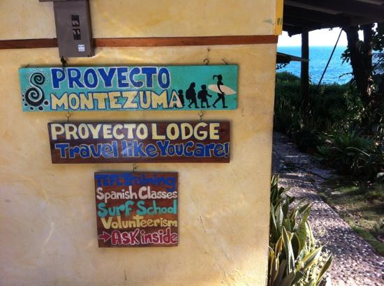 Proyecto Lodge: services offered