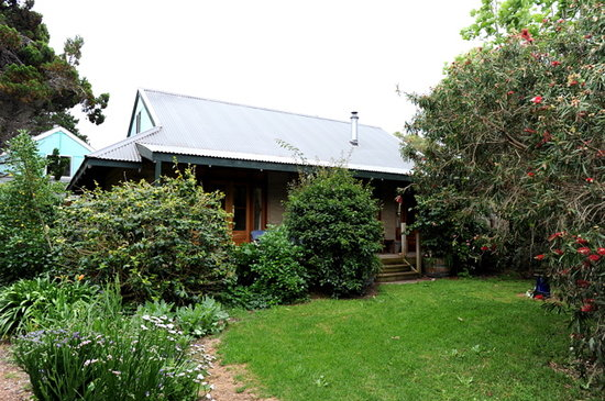 Kangaroo Island Garden Cottages: The cottage