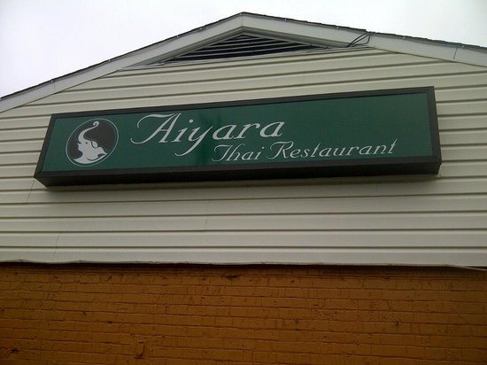 Family dining in leesburg va for Aiyara thai cuisine menu