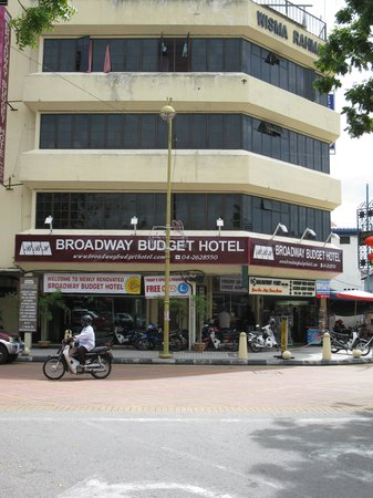 Broadway Budget Hotel