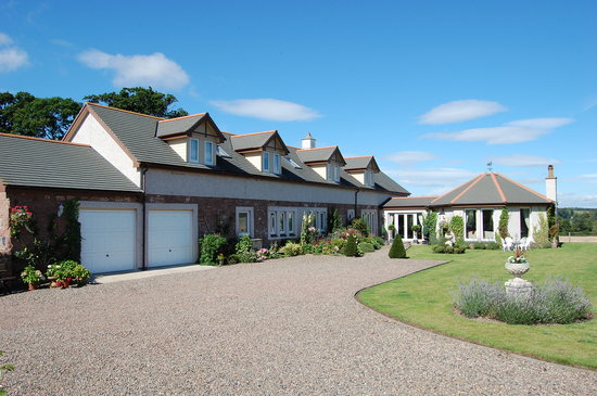 Photo of Eckford Hall Steading Kelso