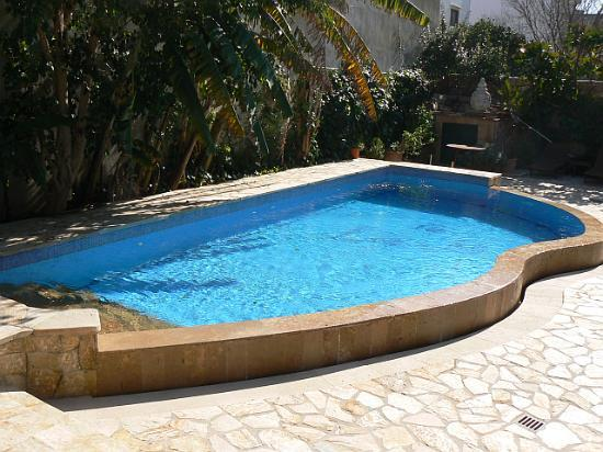 Posada de Lluc: Swimming pool