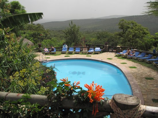 Mara Sopa Lodge: Pool