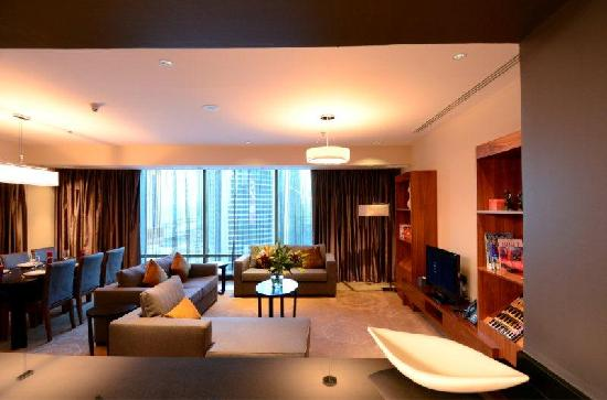 InterContinental Doha The City: Residence Suite