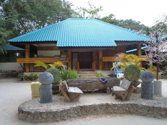 Kabayan Beach Resort: Big Cabana