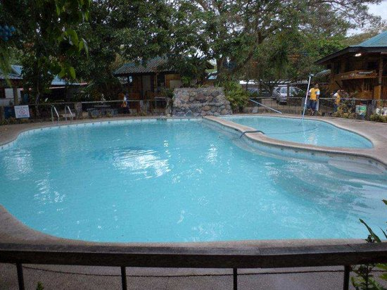 Kabayan Beach Resort: The Pool