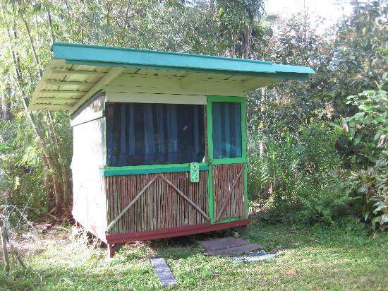 Hedonisia Hawaii Sustainable Community: The Bamboo Hut