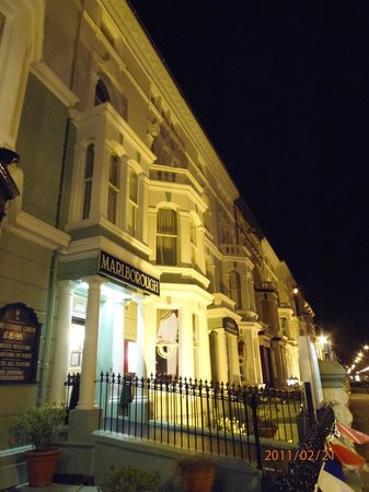 The Marlborough Hotel