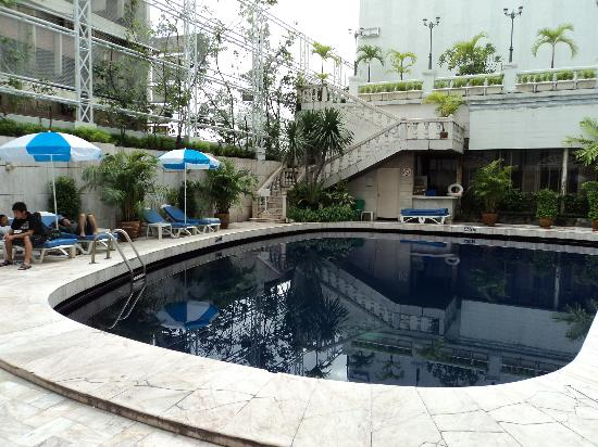 Mandarin Hotel Bangkok