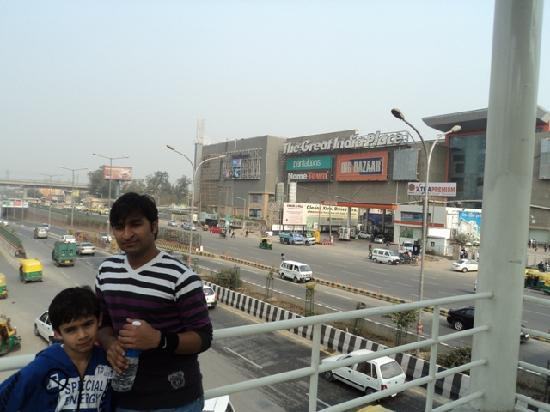 Gpi Noida Fun Centre Picture Of The Great India Place