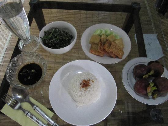 Sandat Bali: Delicious Home Cooked Lunch/Dinner