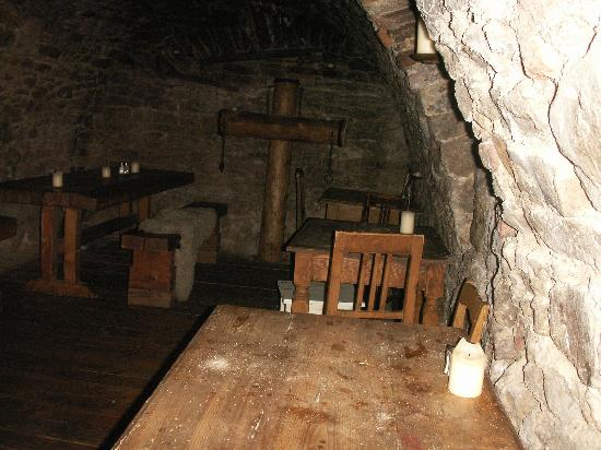 10th century flogging post in the darkness for Medieval hotel prague