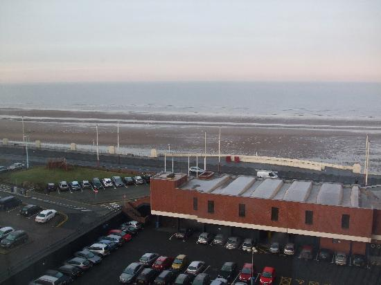 Sea View From Our Room Picture Of Hilton Blackpool Hotel Blackpool Tripadvisor