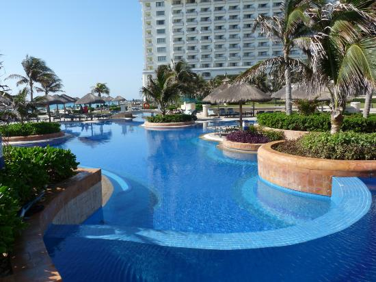 Pools Picture Of Jw Marriott Cancun Resort And Spa