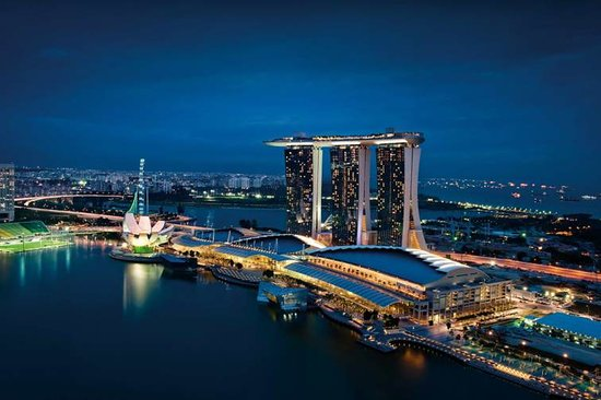 Marina bay sands singapore hotel reviews tripadvisor for Singapour marina bay sands piscine