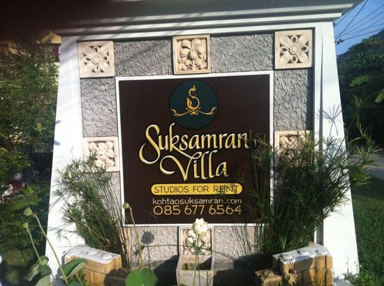 Suksamran Villas