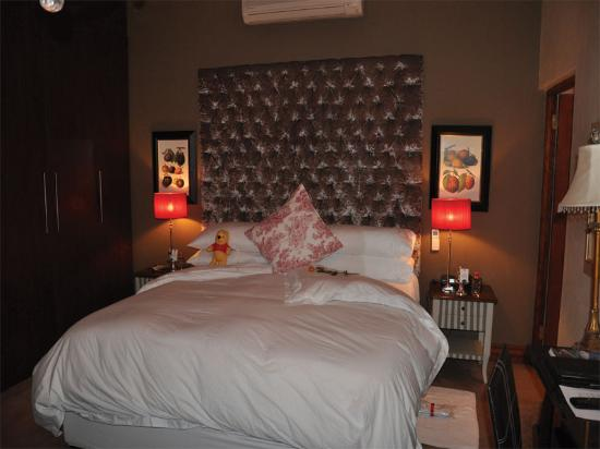 The Residence Boutique Hotel: Our Room