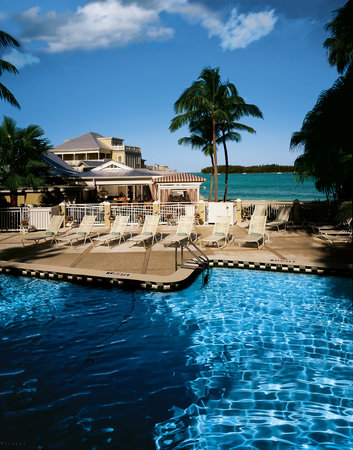 Pier House Resort and Spa: Pier House Pool and Beach