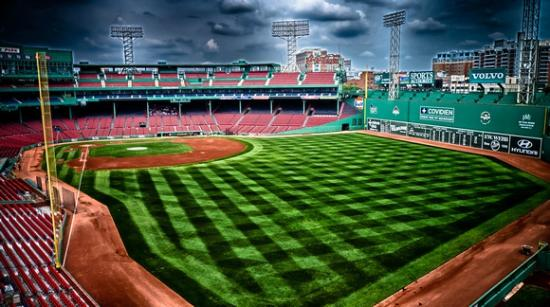 Photos of Fenway Park, Boston