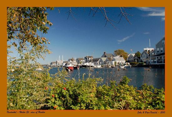The Wauwinet: Harbor View on Water Street in Nantucket