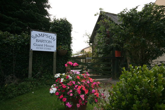 Photo of Sampson Barton Guest House South Molton