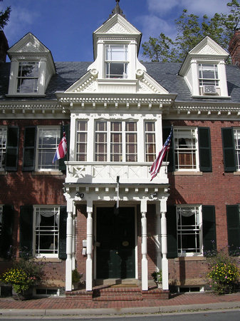 The Norris House Inn: Norris House Inn
