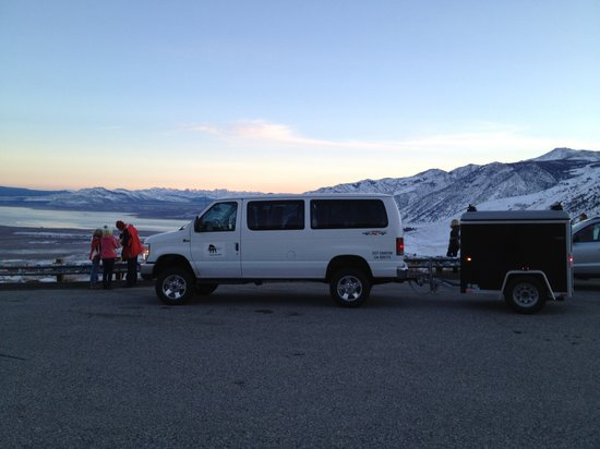 Mammoth All Weather Shuttle Day Tours