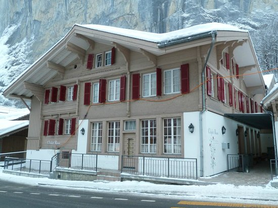 Chalet-Hotel Rosa