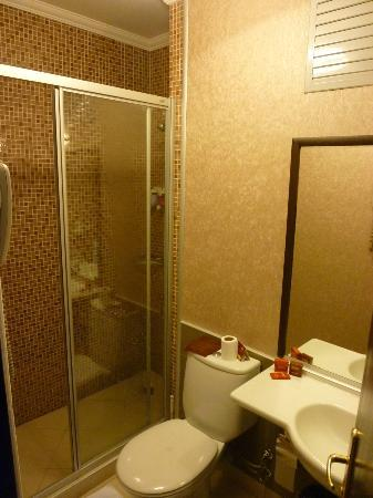 Kent Hotel Ankara: Bathroom