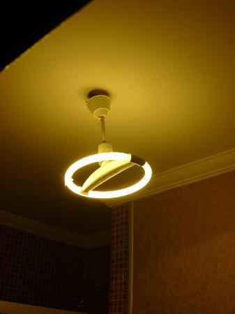 Kent Hotel Ankara: When did I see such a light for the last time?