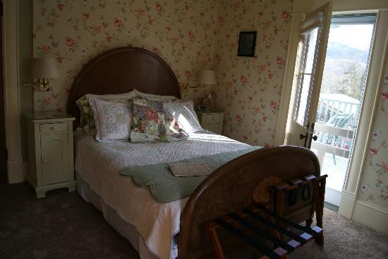 Abigail's Bed and Breakfast Inn : Comfy beds