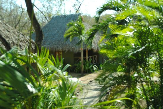 Sol y Luna Lodge: Another view of cabana