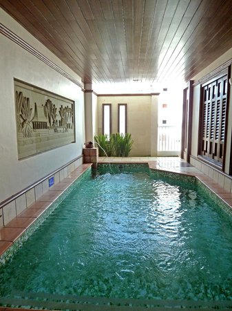 Grand Lexis Port Dickson: Private indoor pool