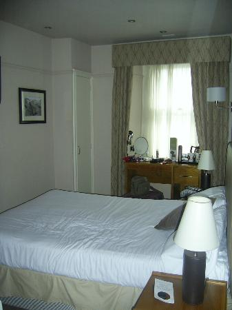 The Inn at Keswick: Our room,small but very comfatable