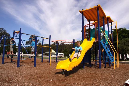 Eden Gateway Holiday Park: Playground