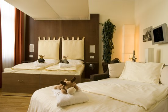 Hotel Rathaus Wein & Design: 42 sqm for families