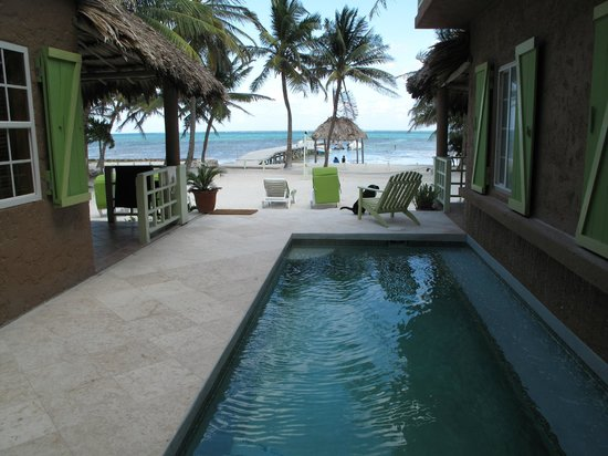 Caye Casa: Pool