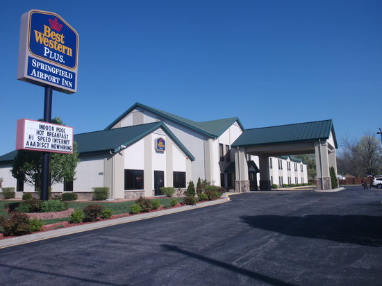 ‪BEST WESTERN PLUS Springfield Airport Inn‬