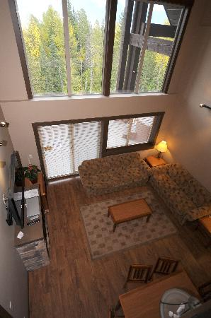 Palliser Lodge: Loft Suite