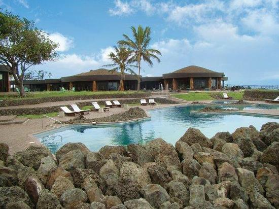 Photo of Hotel Hangaroa Hanga Roa