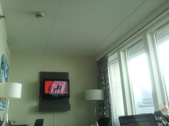 Rica Victoria Hotel: Poor pic of the room