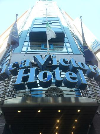 Rica Victoria Hotel: Exterior