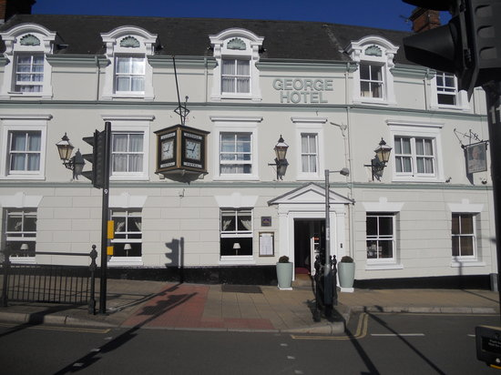 Photo of Best Western George Hotel Swaffham