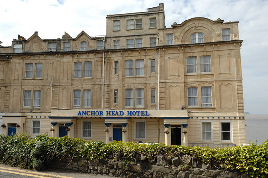 Comfortable Hotel Review Of Anchor Head Hotel Weston Super Mare England Tripadvisor