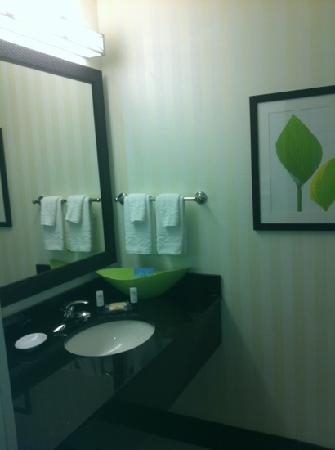 Holiday Inn Palm Beach Arpt - Conf. Center: love the bathroom