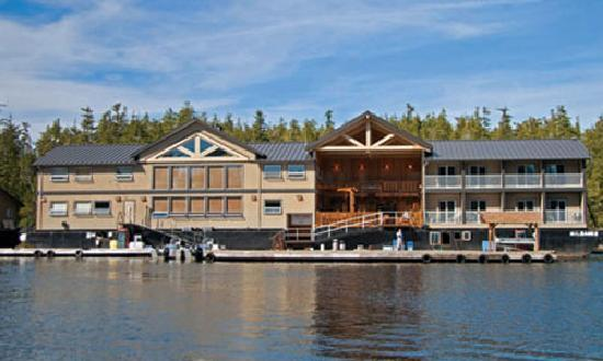 The Lodge at Milbanke Sound (West Coast Resorts)