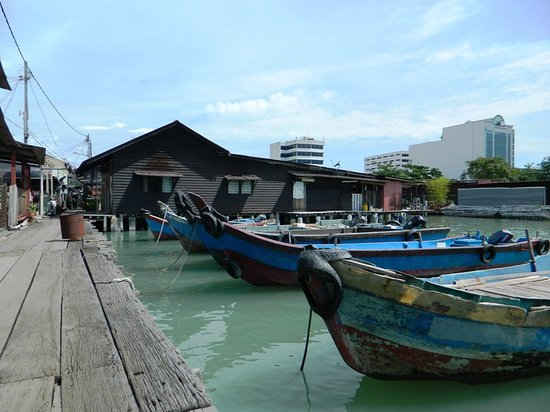 My Chew Jetty Homestay