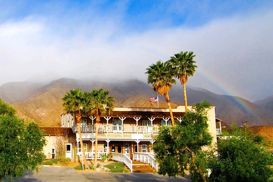 Palm Canyon Hotel Amp Rv Resort Borrego Springs Ca