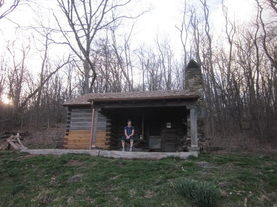 Potomac Appalachian Trail Club Cabins